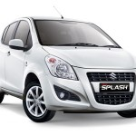 rental suzuki new splash putih